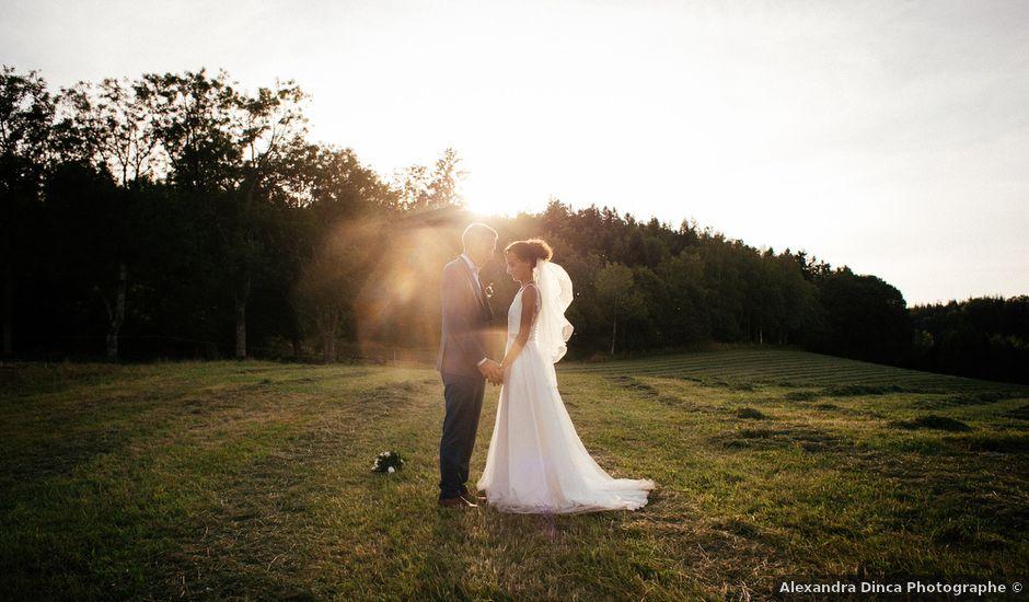 Le mariage de Romain et Nina à Firminy, Loire