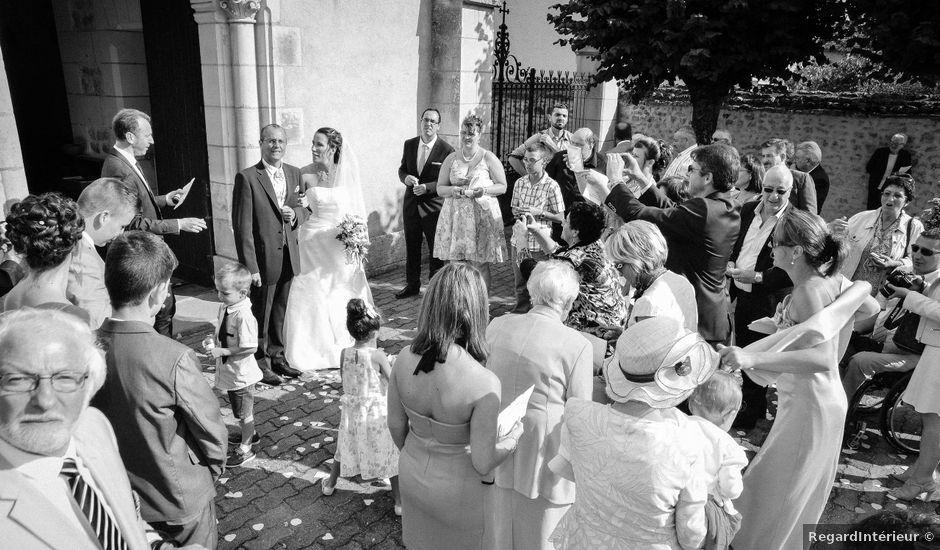 Le mariage de Raphaël et Vanessa à Vouneuil-sous-Biard, Vienne