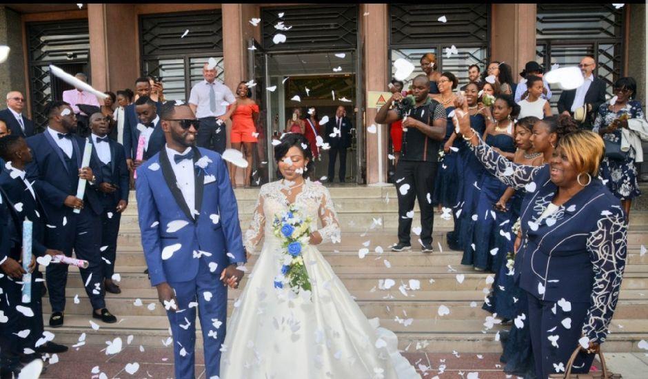 Le mariage de Kenneth et Nadege  à Poissy, Yvelines
