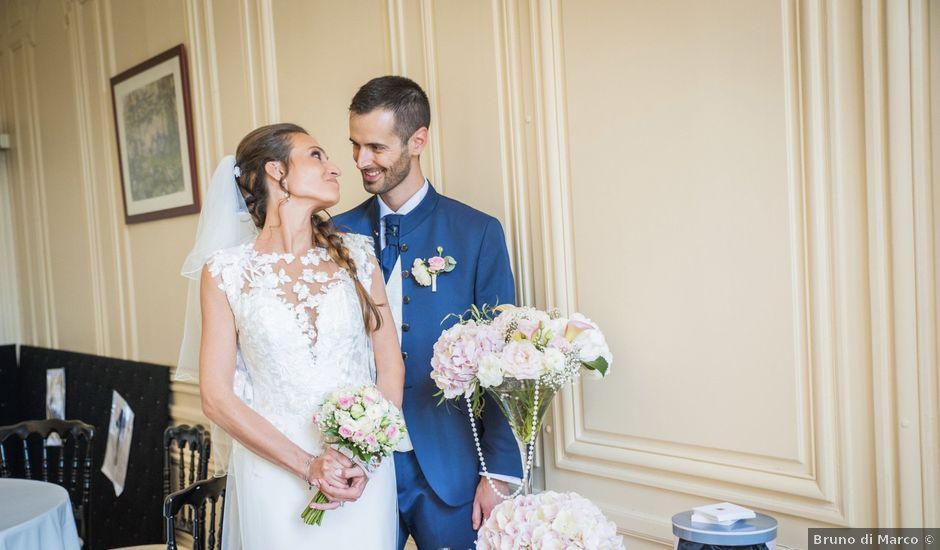 Le mariage de Jean-Baptiste et Emilie à Nancy, Meurthe-et-Moselle