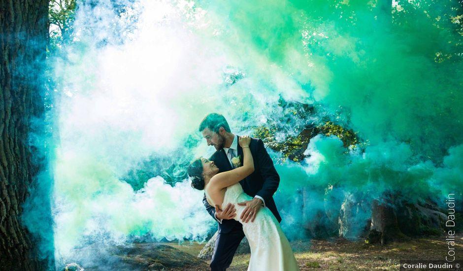 Le mariage de Damien et Nathalie à Montrouge, Hauts-de-Seine
