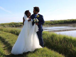 Le mariage de Camila et Guillaume