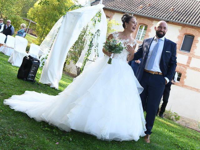 Le mariage de Antoine et Audrey  à Montégut-Plantaurel, Ariège 13