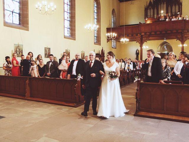Le mariage de Alexandre et Justine à Romanswiller, Bas Rhin 33