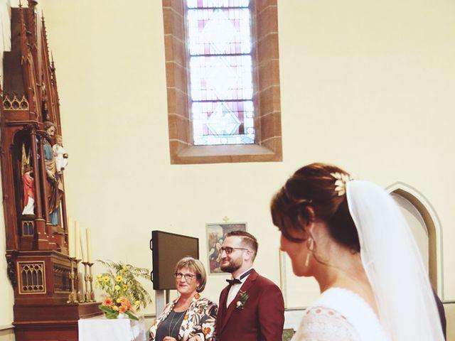 Le mariage de Alexandre et Justine à Romanswiller, Bas Rhin 34