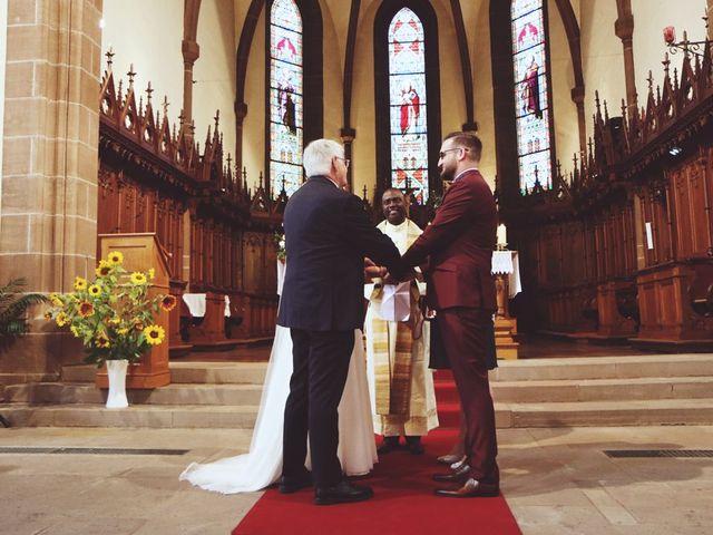 Le mariage de Alexandre et Justine à Romanswiller, Bas Rhin 36