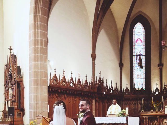 Le mariage de Alexandre et Justine à Romanswiller, Bas Rhin 37