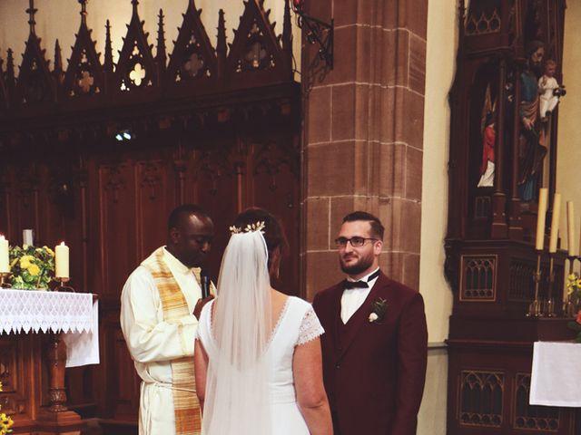 Le mariage de Alexandre et Justine à Romanswiller, Bas Rhin 45