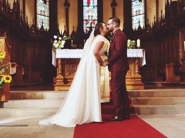 Le mariage de Alexandre et Justine à Romanswiller, Bas Rhin 49