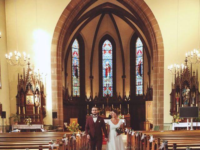 Le mariage de Alexandre et Justine à Romanswiller, Bas Rhin 62