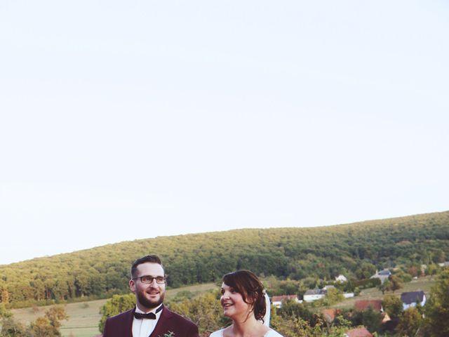 Le mariage de Alexandre et Justine à Romanswiller, Bas Rhin 90