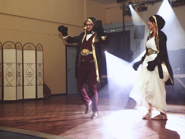 Le mariage de Alexandre et Justine à Romanswiller, Bas Rhin 107