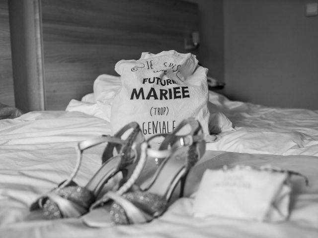 Le mariage de Nicolas et Marianne à Flassans-sur-Issole, Var 1