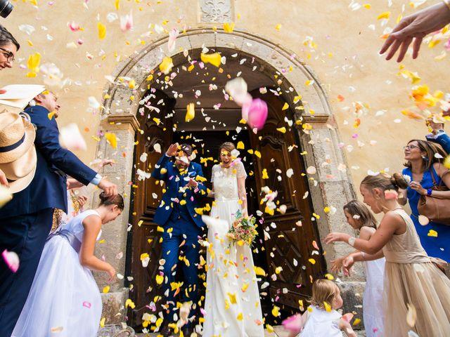 Le mariage de Nicolas et Marianne à Flassans-sur-Issole, Var 18