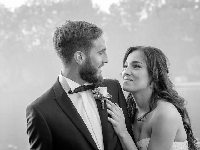 Le mariage de Cyrine et Thomas