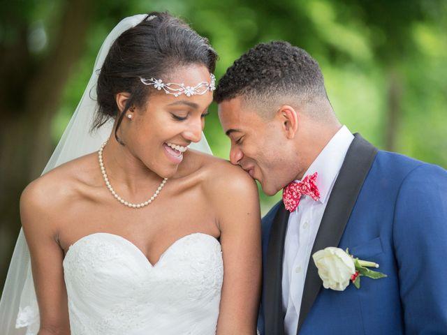 Le mariage de Madina et Alister