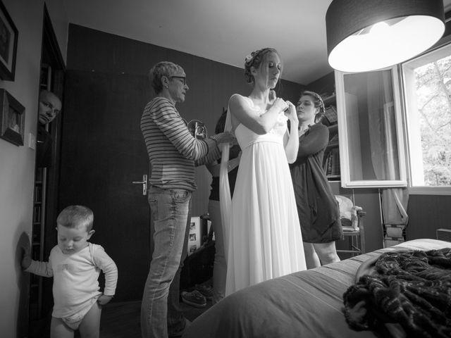 Le mariage de Xavier et Julie à Angoulême, Charente 12
