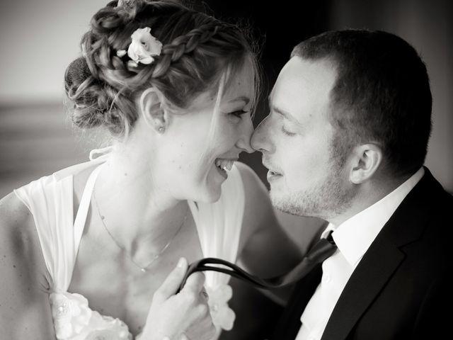 Le mariage de Julie et Xavier