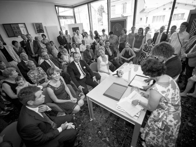 Le mariage de Xavier et Julie à Angoulême, Charente 42