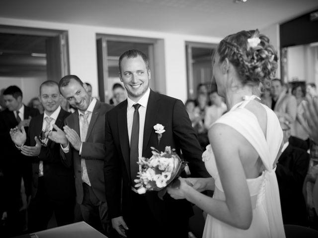 Le mariage de Xavier et Julie à Angoulême, Charente 44
