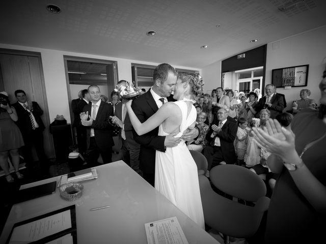 Le mariage de Xavier et Julie à Angoulême, Charente 45