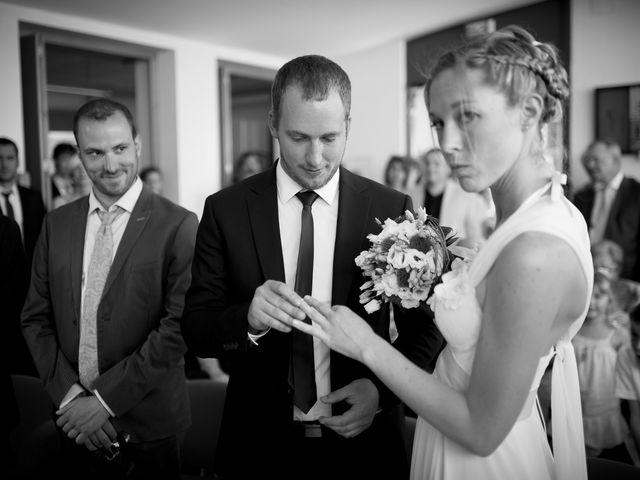 Le mariage de Xavier et Julie à Angoulême, Charente 46