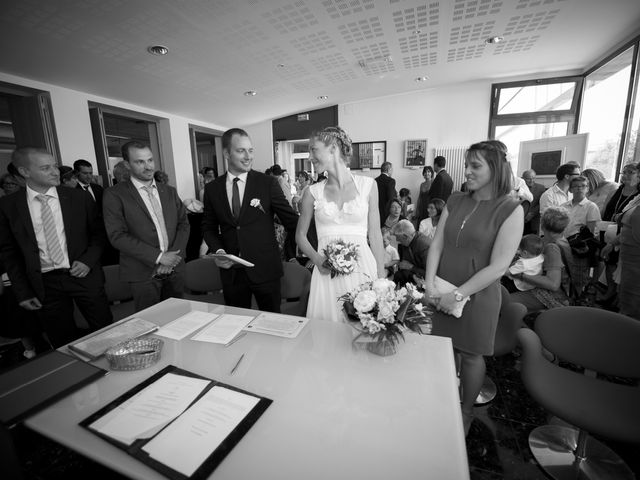 Le mariage de Xavier et Julie à Angoulême, Charente 49