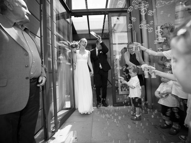 Le mariage de Xavier et Julie à Angoulême, Charente 51