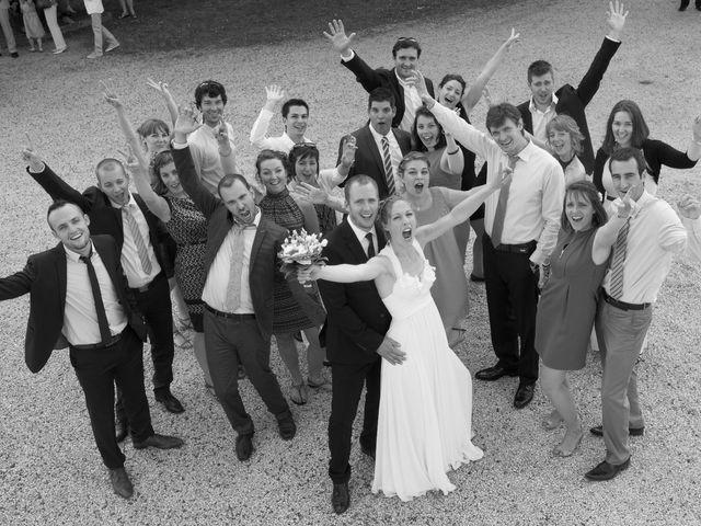 Le mariage de Xavier et Julie à Angoulême, Charente 74