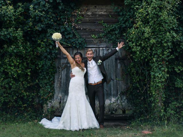 Le mariage de Grace et Timo