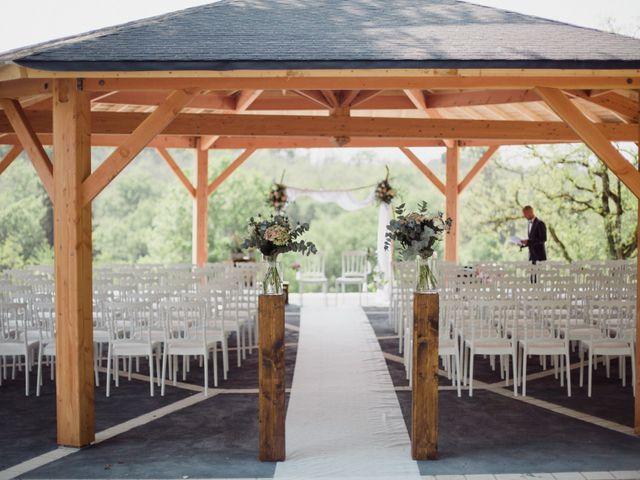 Le mariage de Nicolas et Emilie à Bergerac, Dordogne 1