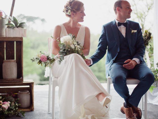 Le mariage de Nicolas et Emilie à Bergerac, Dordogne 9