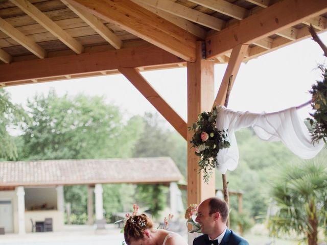 Le mariage de Nicolas et Emilie à Bergerac, Dordogne 11