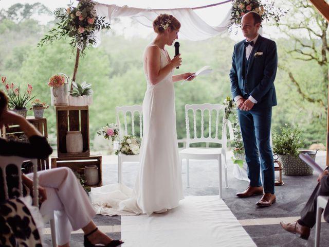 Le mariage de Nicolas et Emilie à Bergerac, Dordogne 13