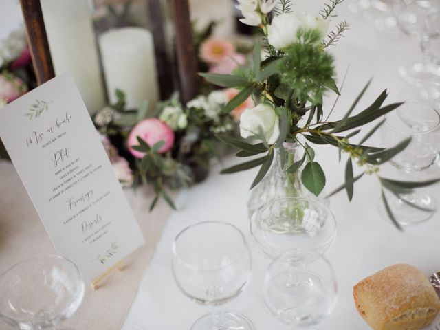 Le mariage de Nicolas et Emilie à Bergerac, Dordogne 25