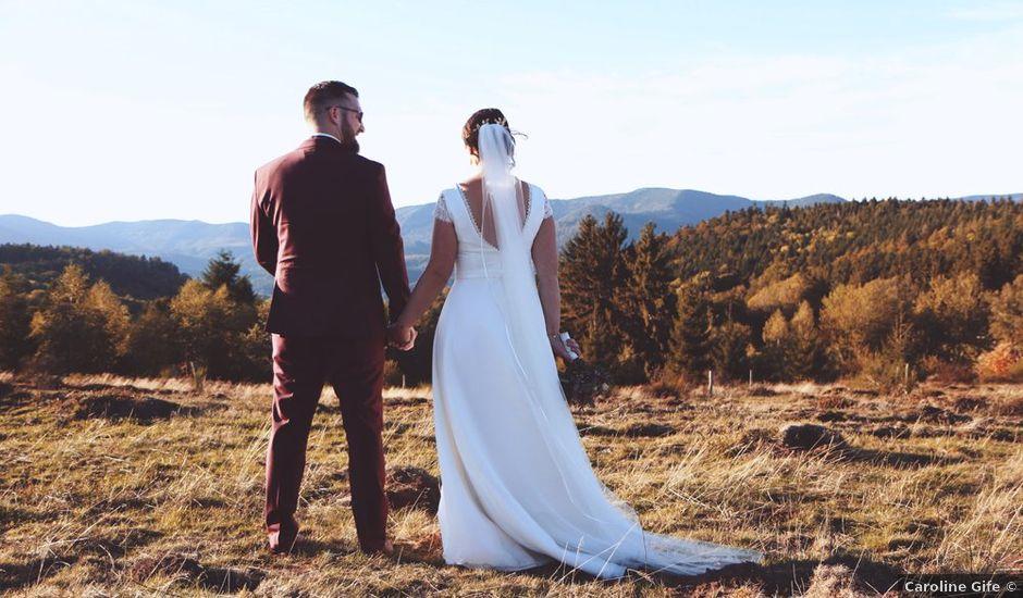 Le mariage de Alexandre et Justine à Romanswiller, Bas Rhin