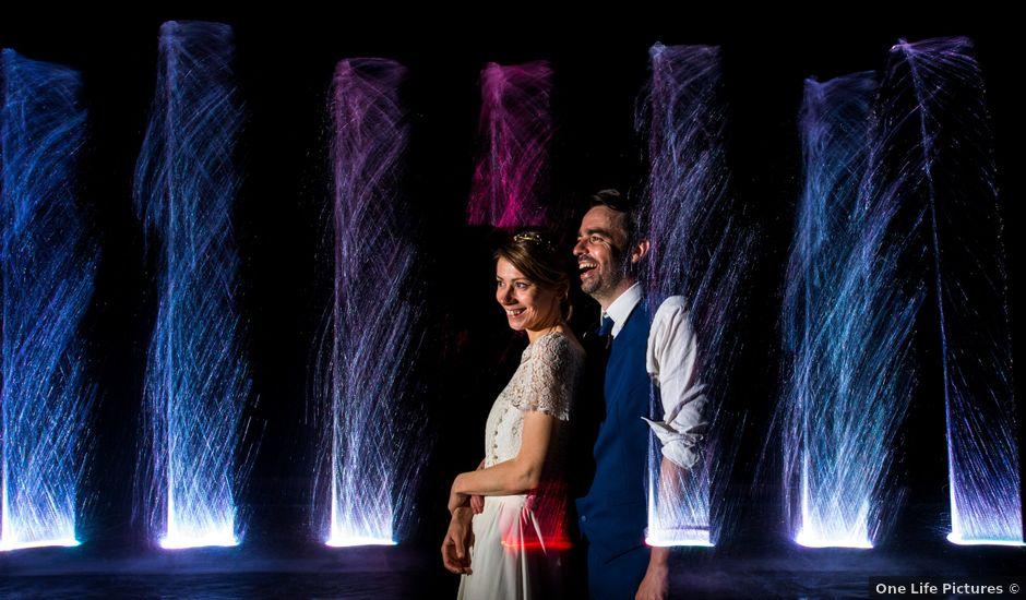Le mariage de Nicolas et Marianne à Flassans-sur-Issole, Var