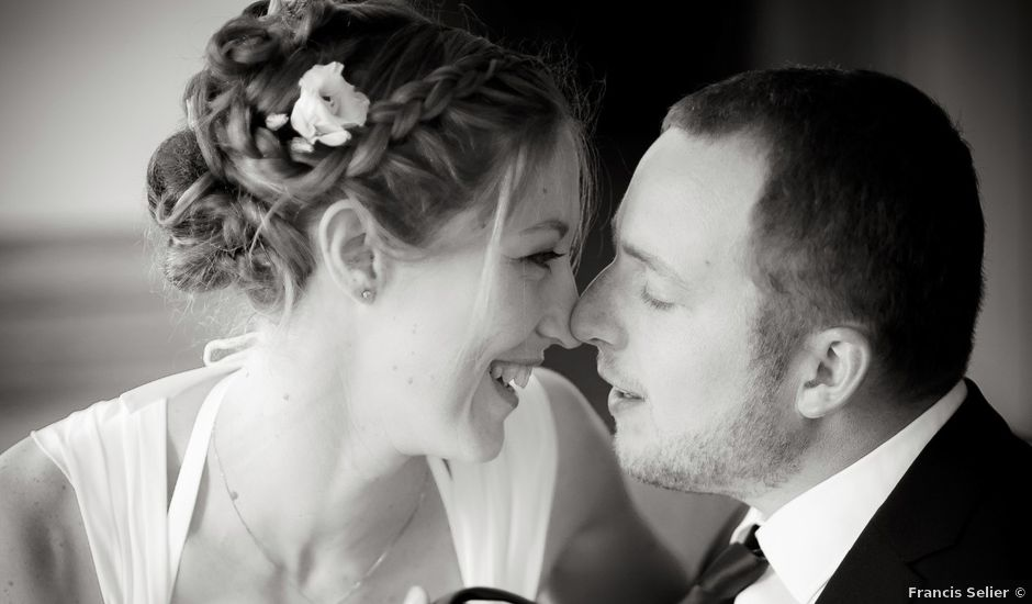 Le mariage de Xavier et Julie à Angoulême, Charente