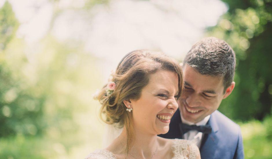 Le mariage de Guillaume et Marion  à Bonchamp-lès-Laval, Mayenne