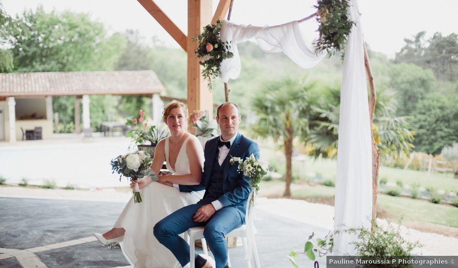 Le mariage de Nicolas et Emilie à Bergerac, Dordogne