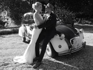 Le mariage de Mélody et Florian