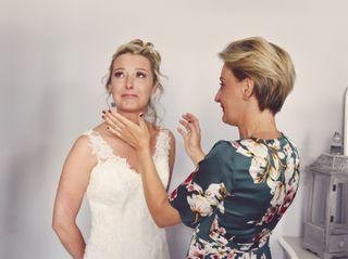 Le mariage de Florine et Thomas 1