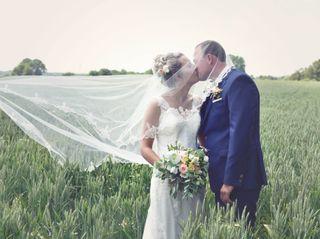 Le mariage de Florine et Thomas