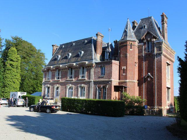 Le mariage de Benoit et Claire à Derchigny, Seine-Maritime 1