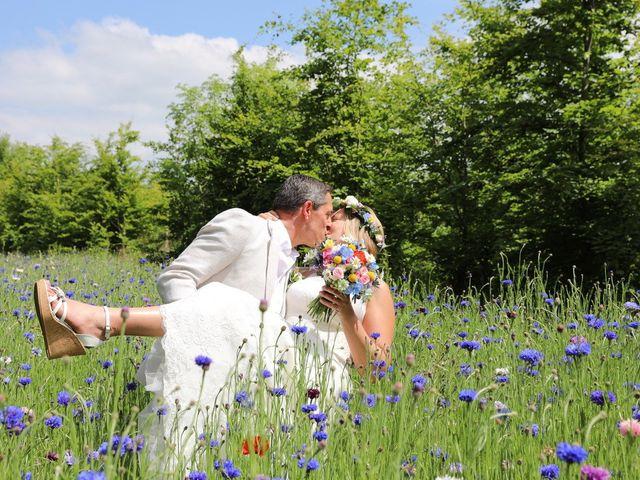 Le mariage de Benoit et Claire à Derchigny, Seine-Maritime 2