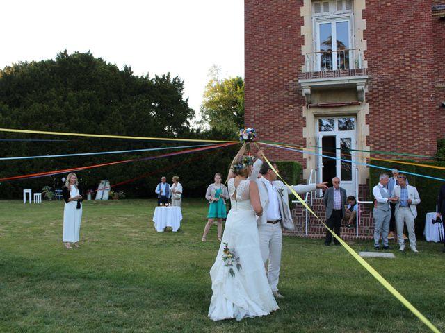 Le mariage de Benoit et Claire à Derchigny, Seine-Maritime 6