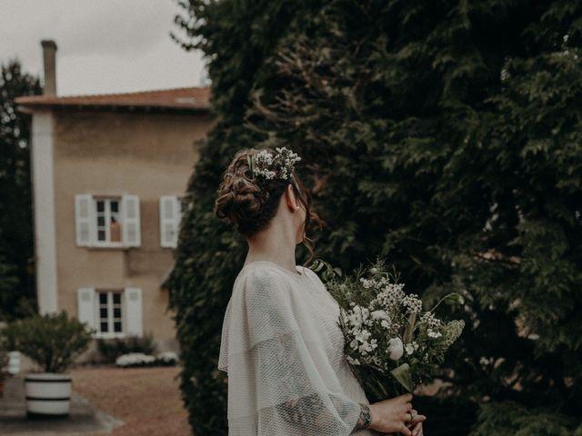 Le mariage de Camille et Erwan à Tassin-la-Demi-Lune, Rhône 69