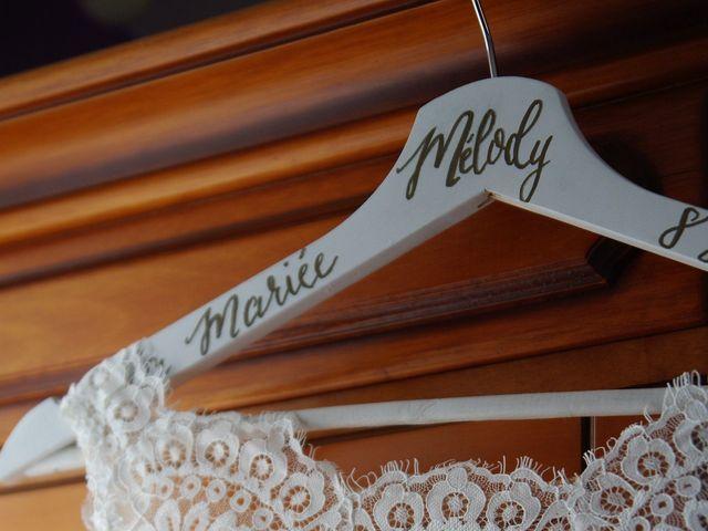 Le mariage de Florian et Mélody à Lisieux, Calvados 6