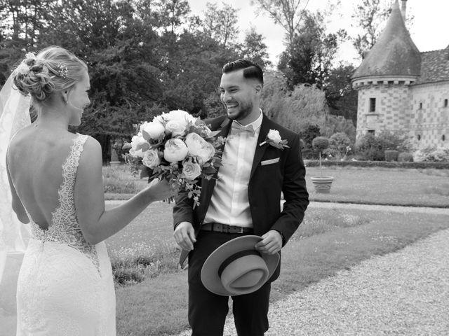 Le mariage de Florian et Mélody à Lisieux, Calvados 11