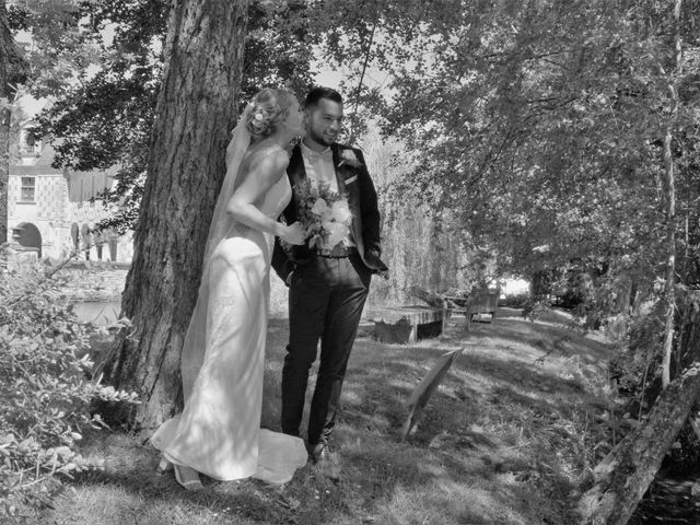 Le mariage de Florian et Mélody à Lisieux, Calvados 14